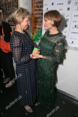 Marina Litvinenko and MyAnna Buring (Marina Litvinenko)