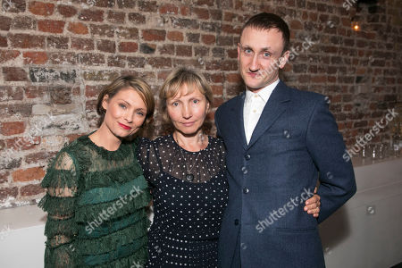 Editorial photo of 'A Very Expensive Poison' play, After Party, London, UK - 05 Sep 2019
