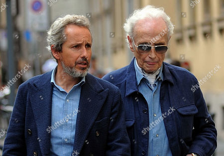 Albert Carreras and Jose Carreras