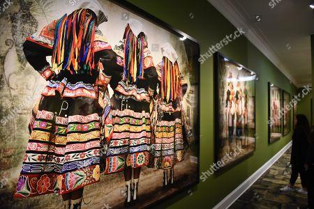 Editorial picture of Mario Testino exhibition, Lima, Peru - 04 Sep 2019