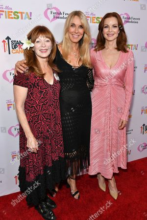 Frances Fisher, Alana Stewart and Marcia Cross