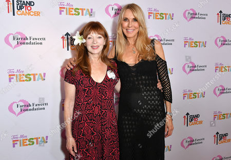 Frances Fisher and Alana Stewart
