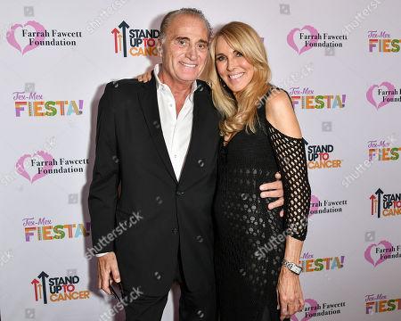 Joe Cortese and Alana Stewart