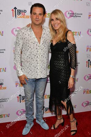 Sean Stewart and Alana Stewart