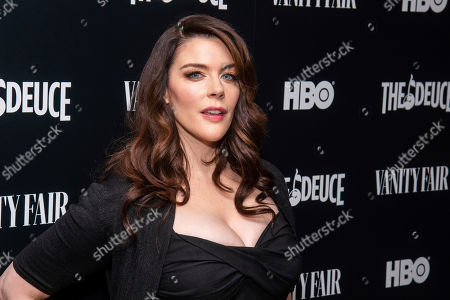 """Editorial picture of NY Premiere of HBO's """"The Deuce"""" Final Season, New York, USA - 05 Sep 2019"""