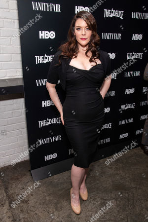 """Kim Director attends the premiere of HBO's """"The Deuce"""" third and final season at Metrograph, in New York"""