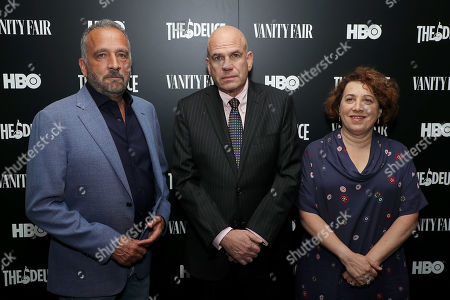 George Pelecanos(Creator, Exec Producer), David Simon (Creator, Exec Producer), Nina K. Noble (Exec Producer)