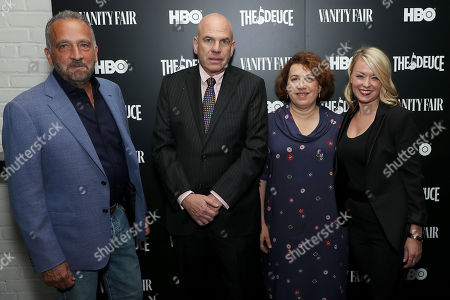 George Pelecanos(Creator, Exec Producer), David Simon (Creator, Exec Producer), Nina K. Noble (Exec Producer), Kathleen McCaffrey (SVP HBO Programming)