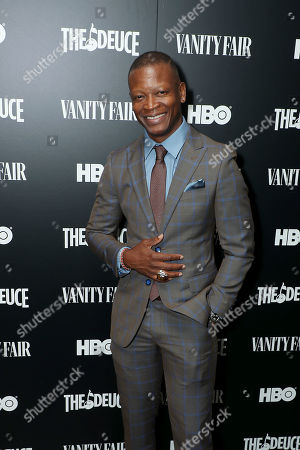 Stock Photo of Lawrence Gilliard Jr