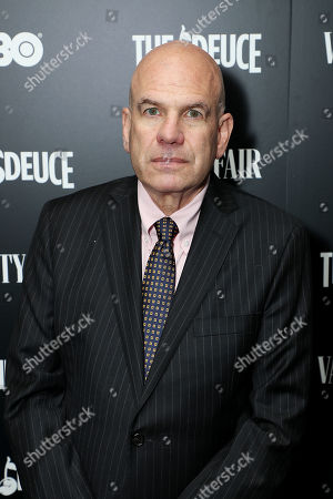 David Simon (Creator, Exec Producer)
