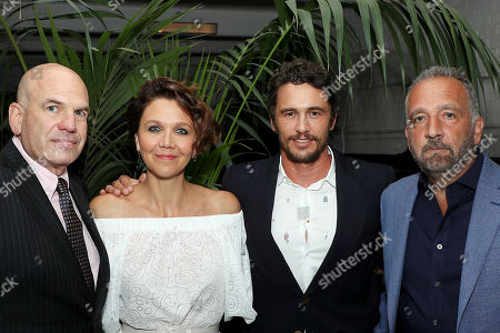 David Simon (Creator, Exec Producer), Maggie Gyllenhaal (Producer), James Franco (Exec Producer), George Pelecanos(Creator, Exec Producer)