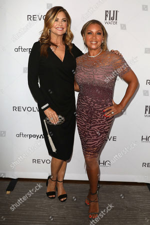 Kathy Ireland and Vanessa Williams