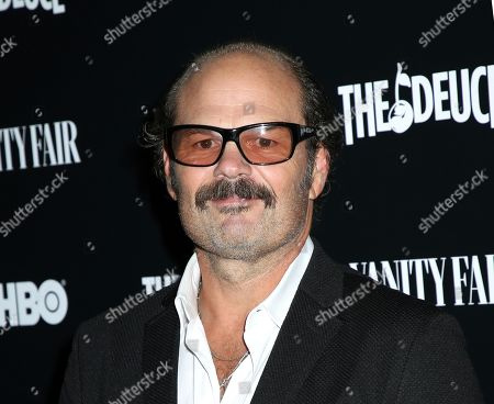 Editorial picture of 'The Deuce' TV show season 3 screening, Arrivals, New York, USA - 05 Sep 2019