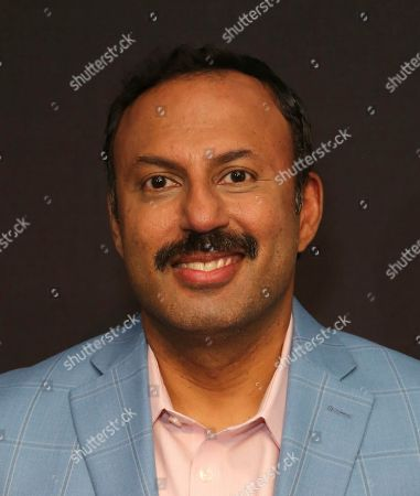 "Rizwan Manji attends the NBC Presentation of ""Perfect Harmony"" at the 2019 PaleyFest Fall TV Previews at The Paley Center for Media, in Beverly Hills, Calif"