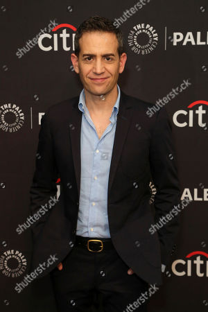 """Jason Winer attends the NBC Presentation of """"Perfect Harmony"""" at the 2019 PaleyFest Fall TV Previews at The Paley Center for Media, in Beverly Hills, Calif"""