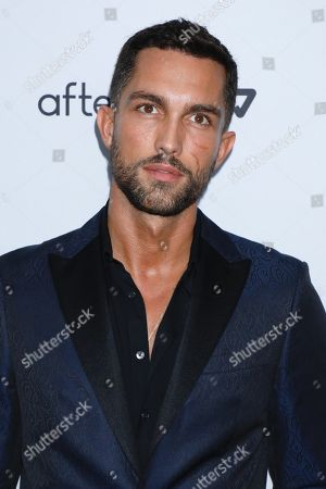 Editorial image of The Daily Front Row Fashion Media Awards, Arrivals, Spring Summer 2020, New York Fashion Week, USA - 05 Sep 2019