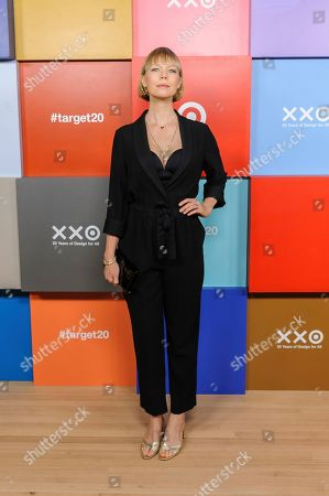 Stock Photo of Erin Fetherston attends Target's 20th Anniversary Collection launch event at The Park Avenue Armory, in New York