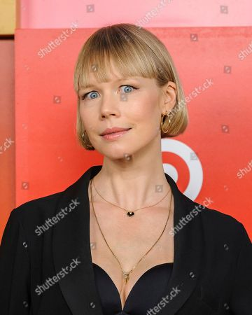 Erin Fetherston attends Target's 20th Anniversary Collection launch event at The Park Avenue Armory, in New York