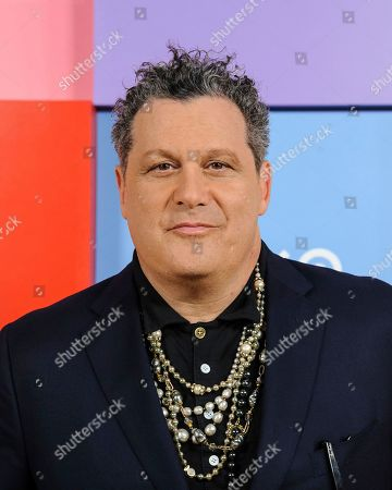 Stock Image of Isaac Mizrahi attends Target's 20th Anniversary Collection launch event at The Park Avenue Armory, in New York
