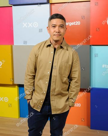 Stock Picture of Thakoon Panichgul attends Target's 20th Anniversary Collection launch event at The Park Avenue Armory, in New York