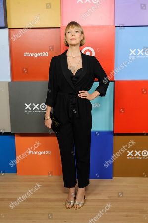 Stock Picture of Erin Fetherston attends Target's 20th Anniversary Collection launch event at The Park Avenue Armory, in New York
