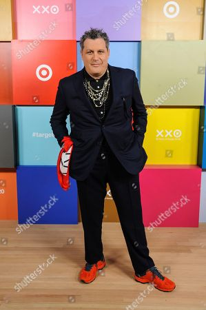 Isaac Mizrahi attends Target's 20th Anniversary Collection launch event at The Park Avenue Armory, in New York
