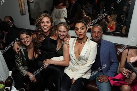 Olivia Luccardi, Margarita Levieva, Kat Cunning, Sepideh Moafi, George Pelecanos(Creator, Exec Producer)
