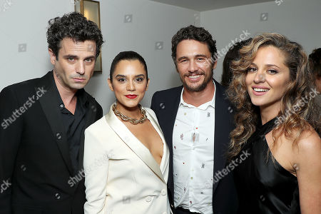 Luke Kirby, Sepideh Moafi, James Franco, Margarita Levieva