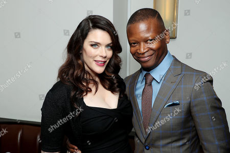 Stock Picture of Kim Director, Lawrence Gilliard Jr