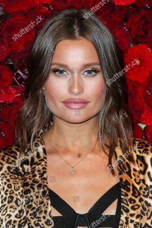 Editorial image of Victoria's Secret Bombshell Intense Launch Party, Arrivals, Spring Summer 2020, New York Fashoin Week, USA - 05 Sep 2019