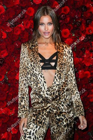 Editorial photo of Victoria's Secret Bombshell Intense Launch Party, Arrivals, Spring Summer 2020, New York Fashoin Week, USA - 05 Sep 2019
