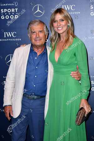 Editorial image of Laureus Formula 1 Charity Night, Milan, Italy - 05 Sep 2019