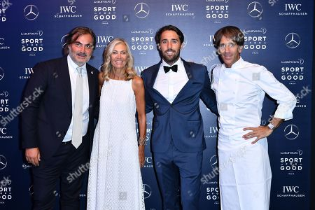 Editorial picture of Laureus Formula 1 Charity Night, Milan, Italy - 05 Sep 2019