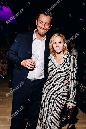Editorial picture of Elle Women in Music, Inside, New York Fashion Week, The Shed, The Bloomberg Building, New York, USA - 05 Sep 2019