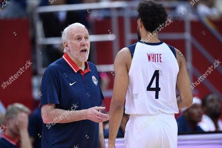 Editorial picture of USA v Japan, FIBA Basketball World Cup China, Shanghai, Japan - 05 Sep 2019