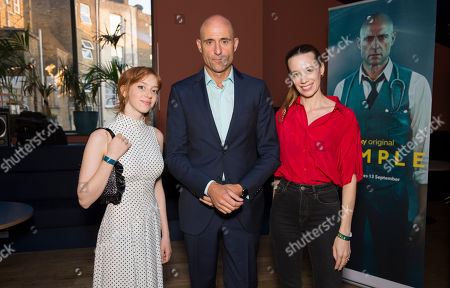 Editorial picture of 'Temple' Sky TV show live screening, London, UK - 05 Sep 2019