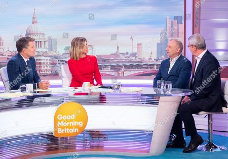 Editorial photo of 'Good Morning Britain' TV show, London, UK - 06 Sep 2019