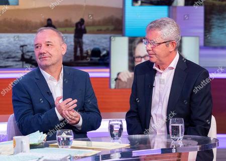 Editorial picture of 'Good Morning Britain' TV show, London, UK - 06 Sep 2019