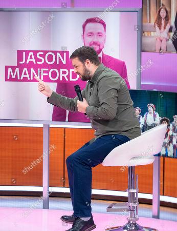 Editorial image of 'Good Morning Britain' TV show, London, UK - 06 Sep 2019