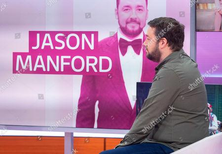 Stock Photo of Jason Manford