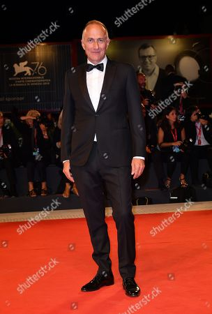 Stock Photo of The director Stefano Sollima