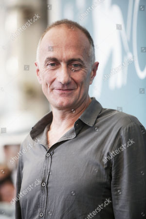 Stock Picture of The director Stefano Sollima
