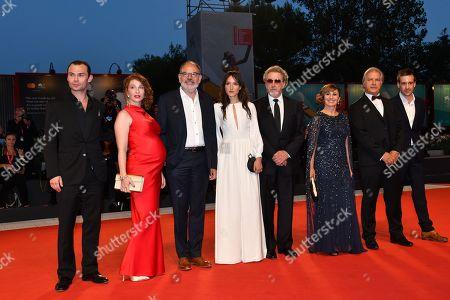 Editorial photo of 'Gloria Mundi' premiere,76th Venice Film Festival, Italy - 05 Sep 2019