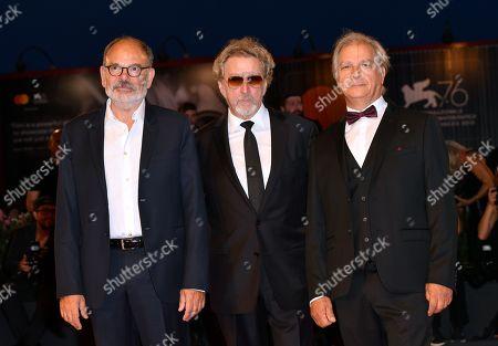 Editorial image of 'Gloria Mundi' premiere,76th Venice Film Festival, Italy - 05 Sep 2019