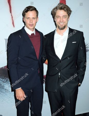 Bill Skarsgard, Andy Muschietti