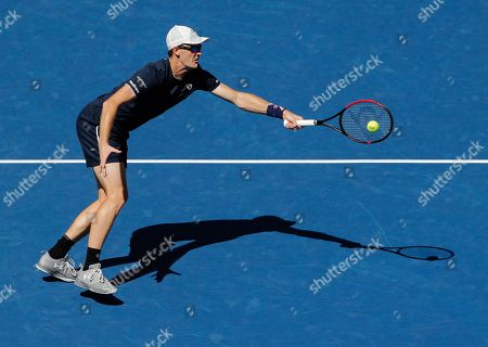 Editorial photo of US Open Tennis Championships, Day 13, USTA National Tennis Center, Flushing Meadows, New York, USA - 07 Sep 2019