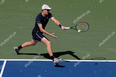 Editorial image of US Open Tennis Championships, Day 13, USTA National Tennis Center, Flushing Meadows, New York, USA - 07 Sep 2019