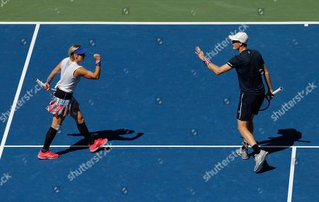 Editorial picture of US Open Tennis Championships, Day 13, USTA National Tennis Center, Flushing Meadows, New York, USA - 07 Sep 2019