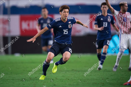 Stock Image of Japan's Yuya Osako