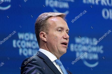 Editorial picture of World Economic Forum on Africa, Cape Town, South Africa - 06 Sep 2019